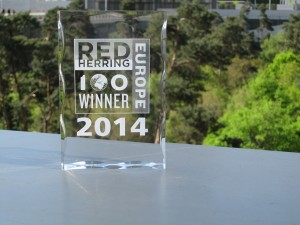 mobiLead, 2014 Red Herring Top 100 Europe